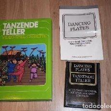 Videojuegos y Consolas: ATARI 2600 JUEGO TAZENDE TELLER. Lote 149576006
