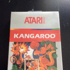 Videojuegos y Consolas: VIDEOJUEGO PARA ATARI 2600 KANGAROO. PRECINTADO.. Lote 150343433