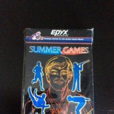 Videojuegos y Consolas: VIDEOJUEGO PARA ATARI 2600 Y ATARI 7800 SUMMER GAMES. Lote 150524228