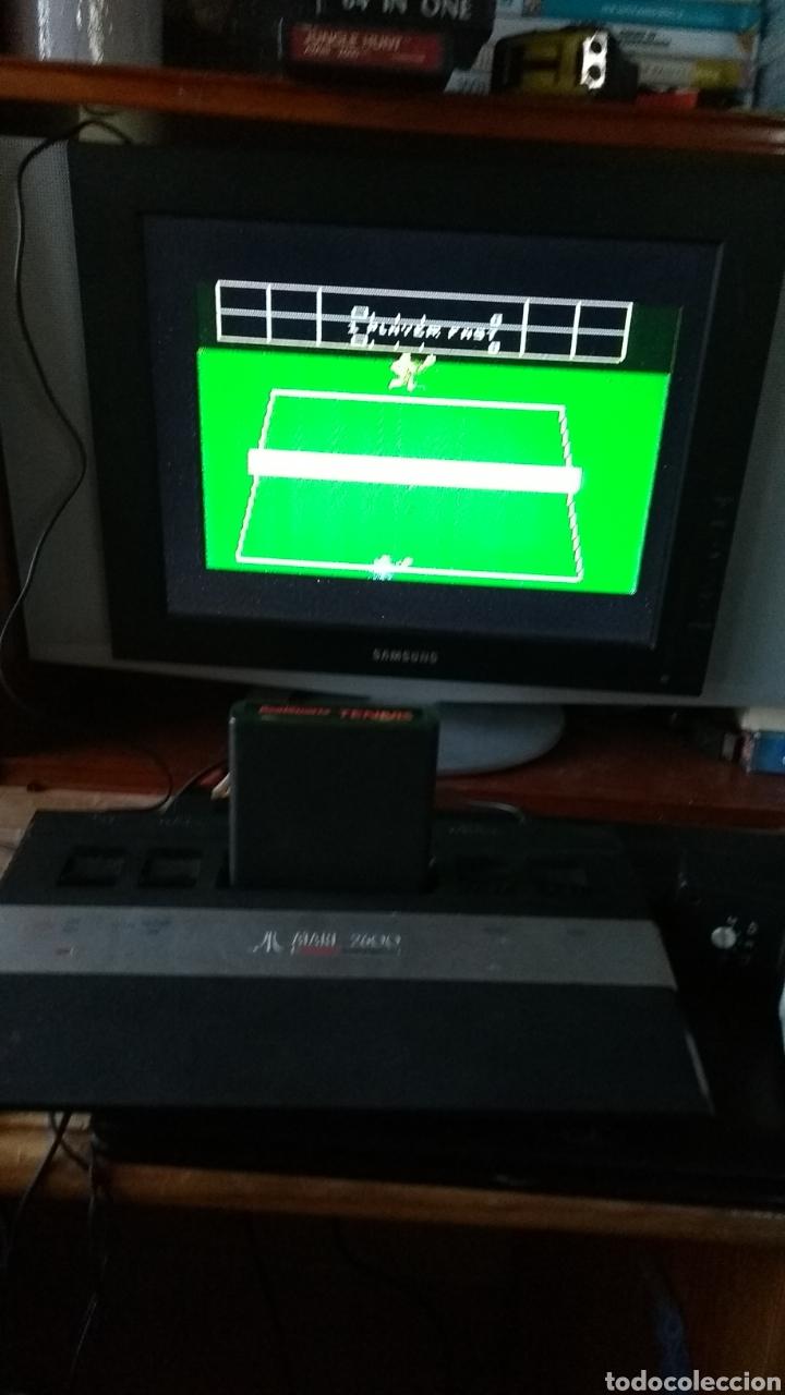 ATARI 2600 + JUEGO (Juguetes - Videojuegos y Consolas - Atari)