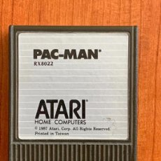 Videojuegos y Consolas: CARTUCHO ATARI JUEGO PAC-MAN RX 8022. AÑO 1987.. Lote 154545934