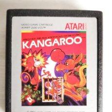 Videojuegos y Consolas: KANGAROO - ATARI 2600. Lote 155024014