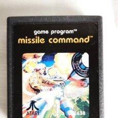 Videojuegos y Consolas: MISSILE COMMAND - ATARI 2600. Lote 155024278