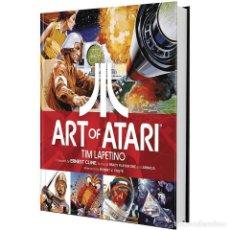Videojuegos y Consolas: ART OF ATARI - TIM LAPETINO. Lote 155393998