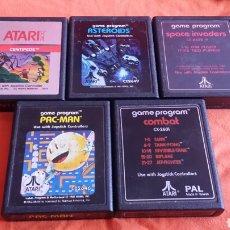 Videojuegos y Consolas: JUEGOS DE ATARI. Lote 155483925