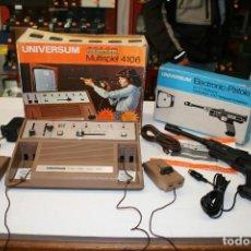 Videojuegos y Consolas: PONG QUELLE UNIVERSUM COLOR MULTISPIEL 4106. Lote 158518082