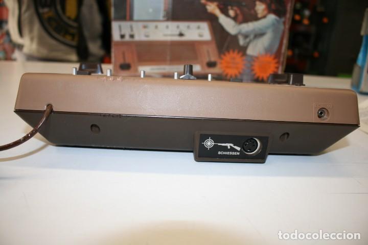 Videojuegos y Consolas: Consola Pong Quelle Universum Color Multispiel 4106 - Foto 13 - 158518082