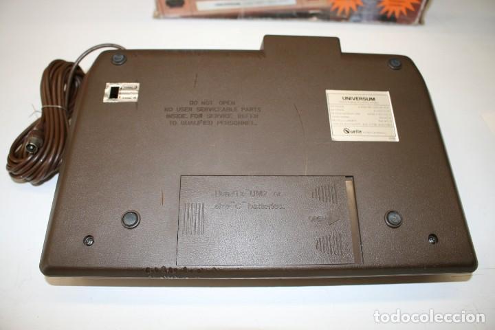 Videojuegos y Consolas: Consola Pong Quelle Universum Color Multispiel 4106 - Foto 15 - 158518082