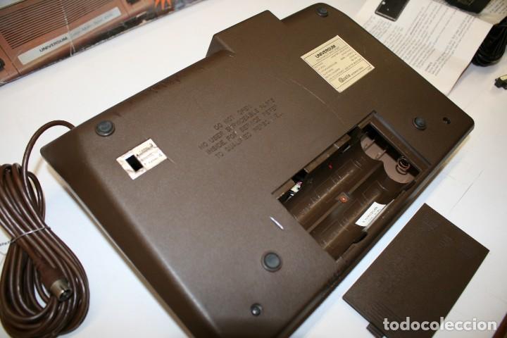 Videojuegos y Consolas: Consola Pong Quelle Universum Color Multispiel 4106 - Foto 22 - 158518082