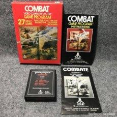 Videojuegos y Consolas: COMBAT ATARI 2600. Lote 158628360