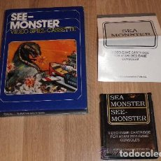 Videojuegos y Consolas: ATARI 2600 JUEGO SEA MONSTER. Lote 158822930