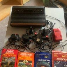 Videojuegos y Consolas: ATARI 2600. Lote 161943285
