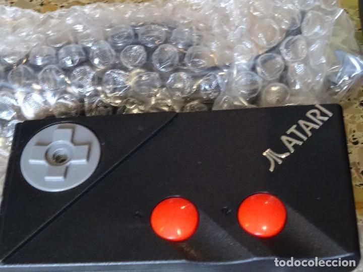 Videojuegos y Consolas: ATARI 2600 jr. original NUEVA NEW Consola Console con 1 mando RF: B - Foto 4 - 162491194