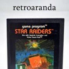 Videojuegos y Consolas: JUEGO ATARI 2600 *STAR RAIDERS*. Lote 165903518