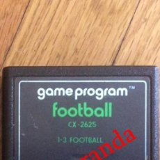 Videojuegos y Consolas: JUEGO ATARI 2600 *FOOTBALL*. Lote 166054086