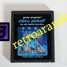 Videojuegos y Consolas: JUEGO ATARI 2600 *VIDEO PINBALL*. Lote 166056386