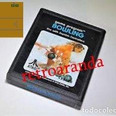 Videojuegos y Consolas: JUEGO ATARI 2600 *BOWLING*. Lote 166058326