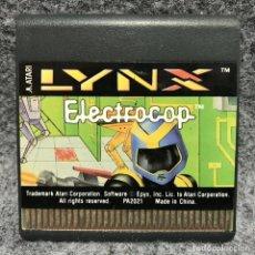 Videojuegos y Consolas: ELECTROCOP ATARI LYNX. Lote 166472137