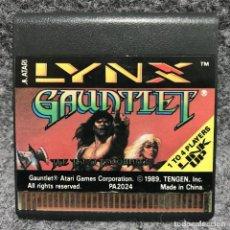 Videojuegos y Consolas: GAUNTLET ATARI LYNX. Lote 166472161