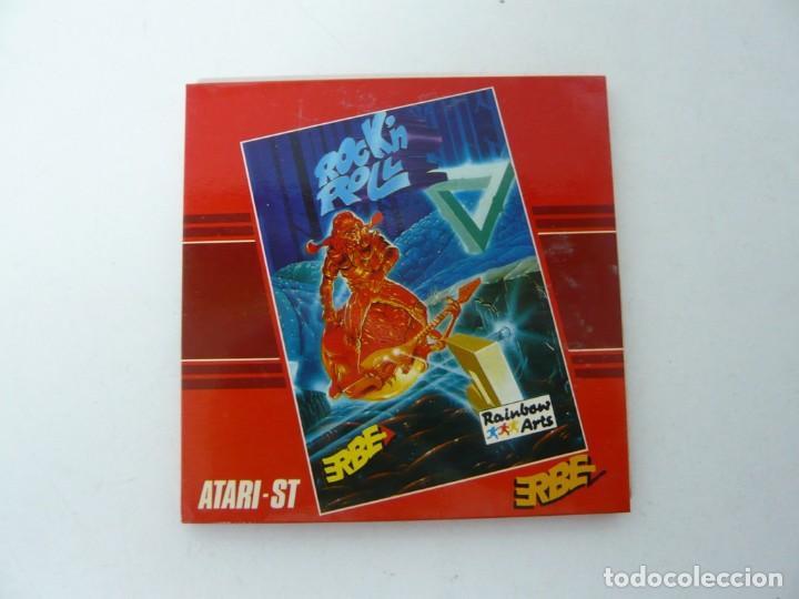 ROCK'N ROLL - ATARI ST / RETRO VINTAGE / CLÁSICO (Juguetes - Videojuegos y Consolas - Atari)