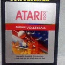 Jeux Vidéo et Consoles: JUEGO ATARI 2600 *REALSPORTS VOLLEYBALL*. Lote 167187432