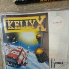 Videojuegos y Consolas: KELLY X - ATARI ST. Lote 170959310