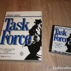 Videojuegos y Consolas: ATARI 2600 JUEGO TASK FORCE EN CAJA . Lote 173403930