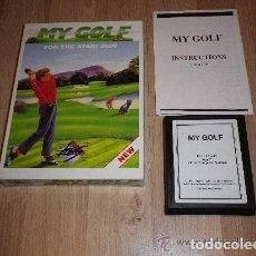 Videojuegos y Consolas: ATARI 2600 JUEGO VIDEO MY GOLF COMPLETO . Lote 173404013