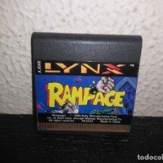 Videojuegos y Consolas: RAREZA RAMPAGE ATARI VER FOTOS. Lote 174076145