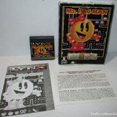 Videogiochi e Consoli: JUEGO ATARI LYNX, MS. PAC-MAN, CON CAJA E INSTRUCCIONES, 1990. Lote 176185517