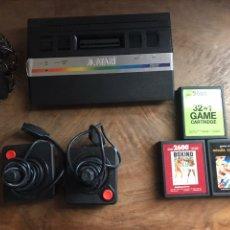 Videojuegos y Consolas: ATARI 2600 VÍDEO COMPUTER SYSTEM. Lote 176747942
