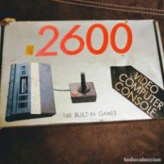 Videojuegos y Consolas: CONSOLA CLON ATARI 2600 NUEVA A ESTRENAR. Lote 176980605