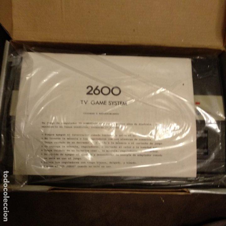 Videojuegos y Consolas: consola clon Atari 2600 nueva a estrenar - Foto 2 - 176980868
