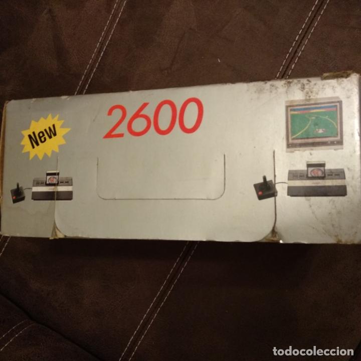 Videojuegos y Consolas: consola clon Atari 2600 nueva a estrenar - Foto 5 - 176980868