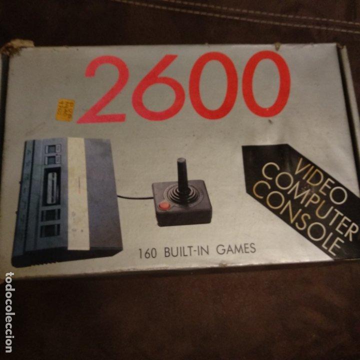 CONSOLA CLON ATARI 2600 NUEVA A ESTRENAR (Juguetes - Videojuegos y Consolas - Atari)