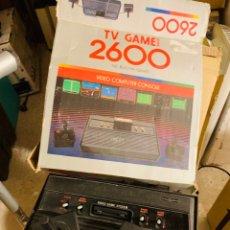 Videojuegos y Consolas: ATARÍ 2600. ENVÍO GRATIS. Lote 177082892