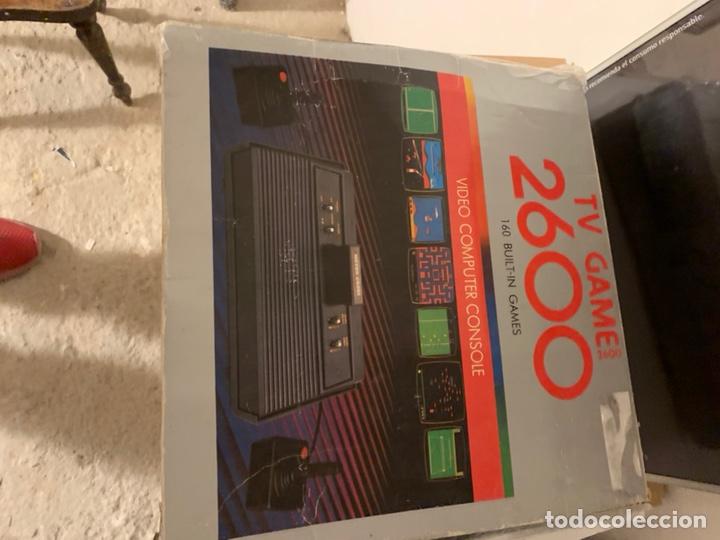 Videojuegos y Consolas: Clon de videoconsola Atarí 2600. - Foto 2 - 177082892