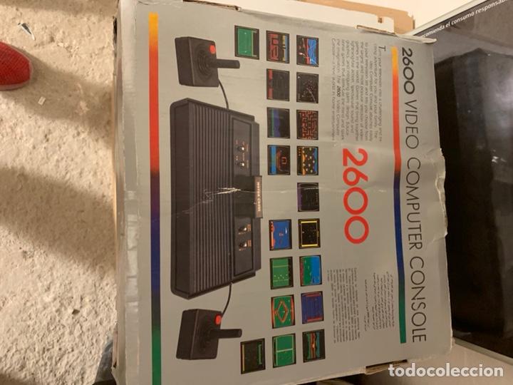 Videojuegos y Consolas: Clon de videoconsola Atarí 2600. - Foto 3 - 177082892