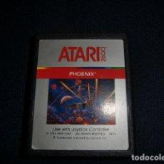 Videojuegos y Consolas: PHOENIX - ATARI 2600 Y COMPATIBLES - JUEGO EN CARTUCHO ORIGINAL. Lote 177267004