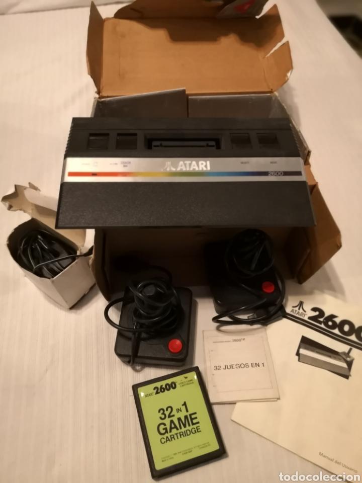 Videojuegos y Consolas: Consola Atari 2600 - Foto 2 - 177745194