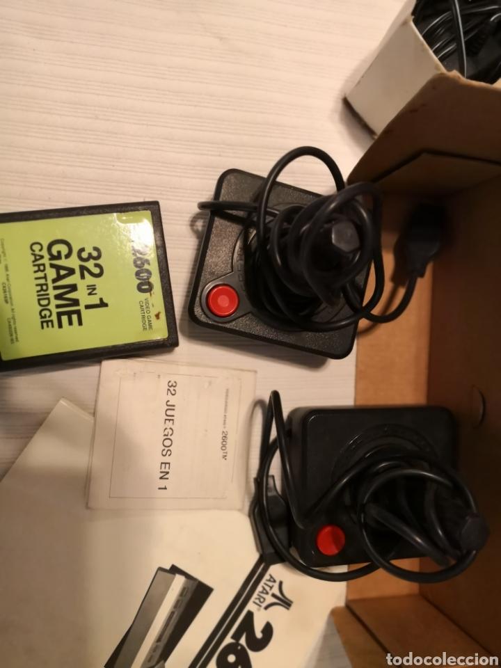 Videojuegos y Consolas: Consola Atari 2600 - Foto 5 - 177745194