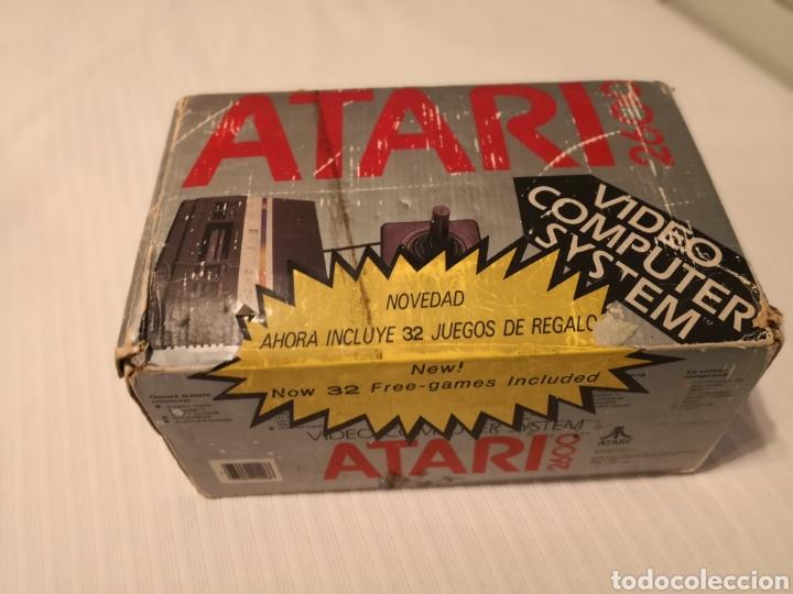 CONSOLA ATARI 2600 (Juguetes - Videojuegos y Consolas - Atari)