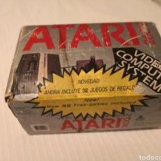 Videojuegos y Consolas: CONSOLA ATARI 2600. Lote 177745194
