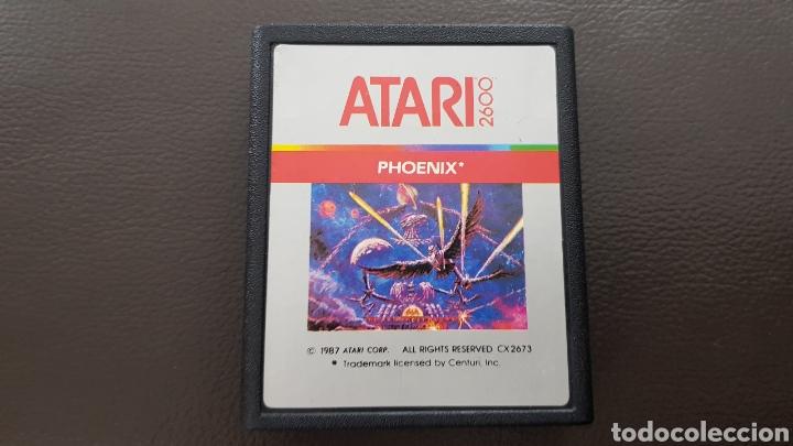 Videojuegos y Consolas: CARTUCHO ATARI 2600 PHOENIX - Foto 3 - 180242830