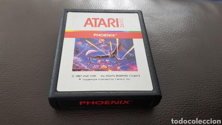 CARTUCHO ATARI 2600 PHOENIX (Juguetes - Videojuegos y Consolas - Atari)