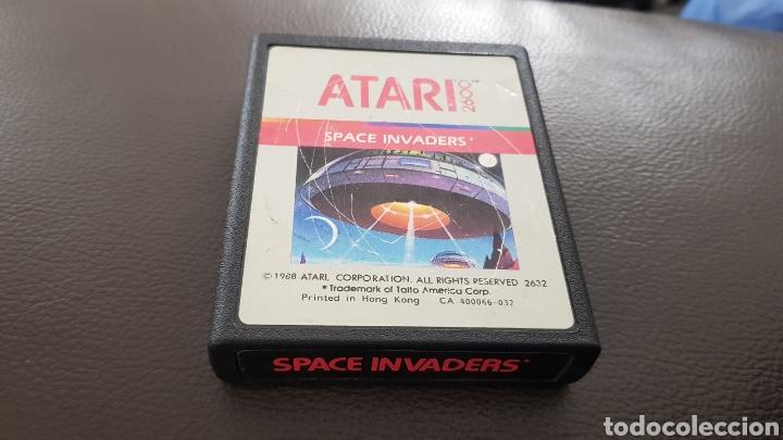CARTUCHO ATARI 2600 SPACE INVADERS JUEGO (Juguetes - Videojuegos y Consolas - Atari)
