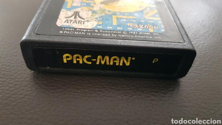 Videojuegos y Consolas: CARTUCHO ATARI 2600 PAC-MAN JUEGO - Foto 2 - 180243380