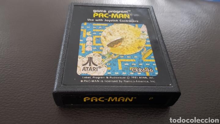 Videojuegos y Consolas: CARTUCHO ATARI 2600 PAC-MAN JUEGO - Foto 3 - 180243380