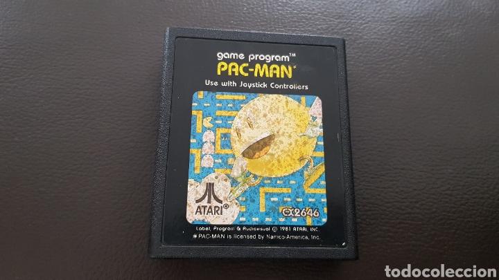 CARTUCHO ATARI 2600 PAC-MAN JUEGO (Juguetes - Videojuegos y Consolas - Atari)