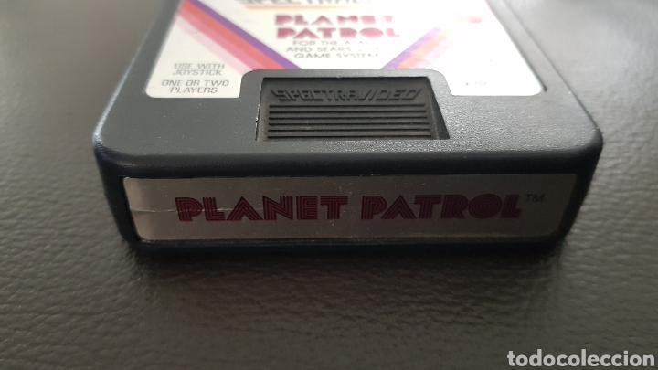 Videojuegos y Consolas: CARTUCHO ATARI 2600 SPECTRAVIDEO PLANET PATROL JUEGO - Foto 2 - 180243571